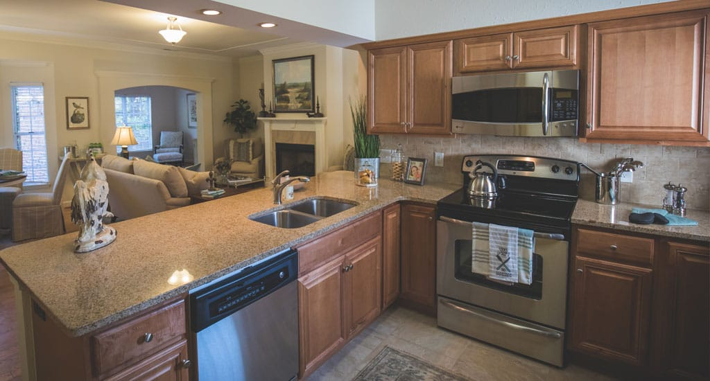 Cottage Homes Homestead Hills Winston Salem Nc Retirement